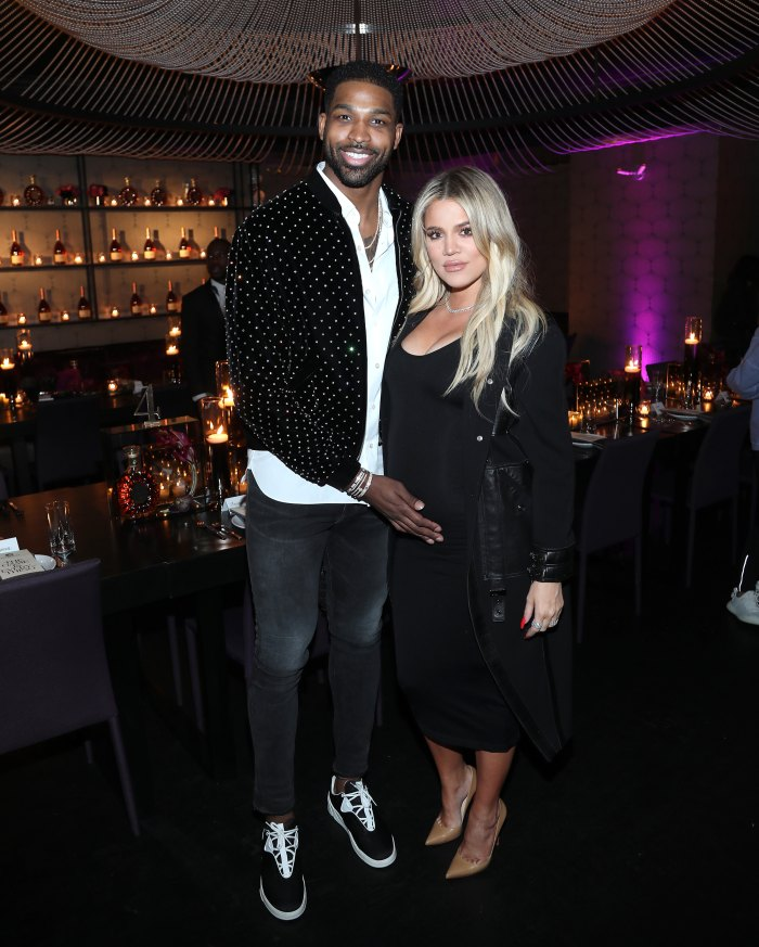 Tristan Thompson and Khloe Kardashian not complicated