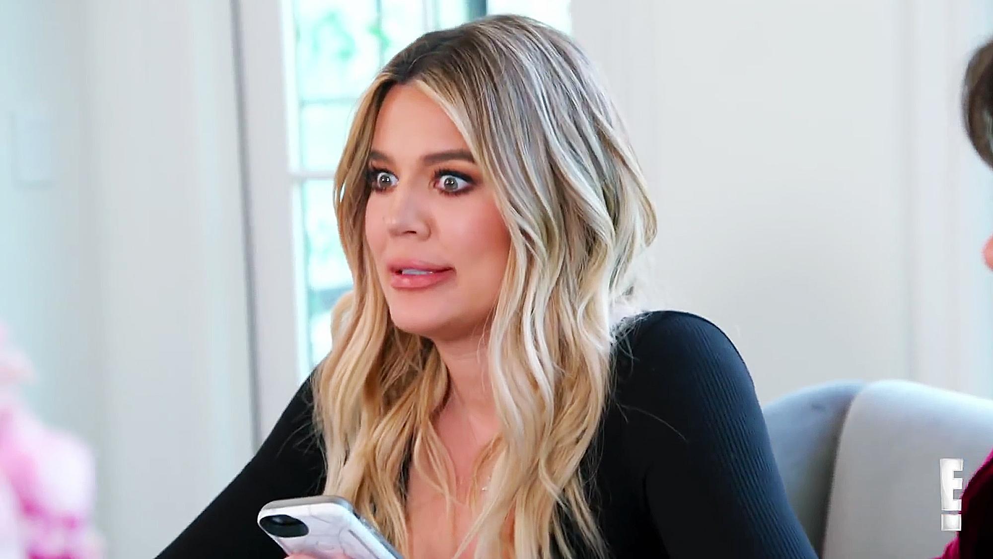 Khloe Kardashian Kim Kardashian Slams Kourtney Kardashian Entitled