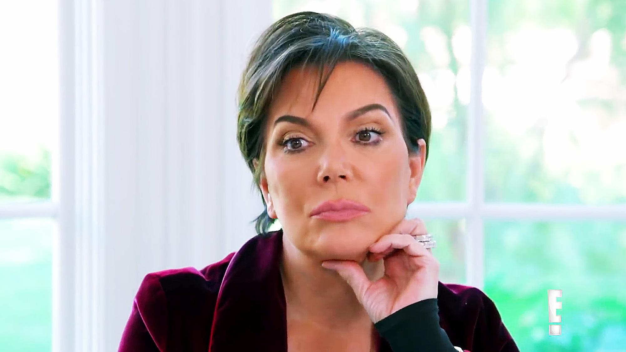 Kris Jenner Kim Kardashian Slams Kourtney Kardashian Entitled