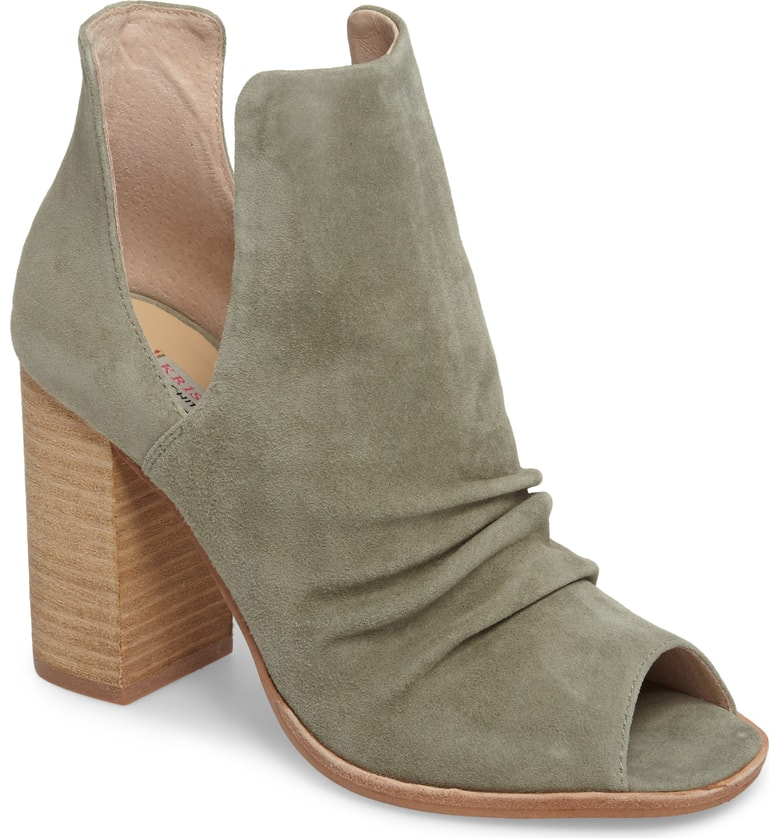 kristin cavallari shoes bootie ankle boots fall