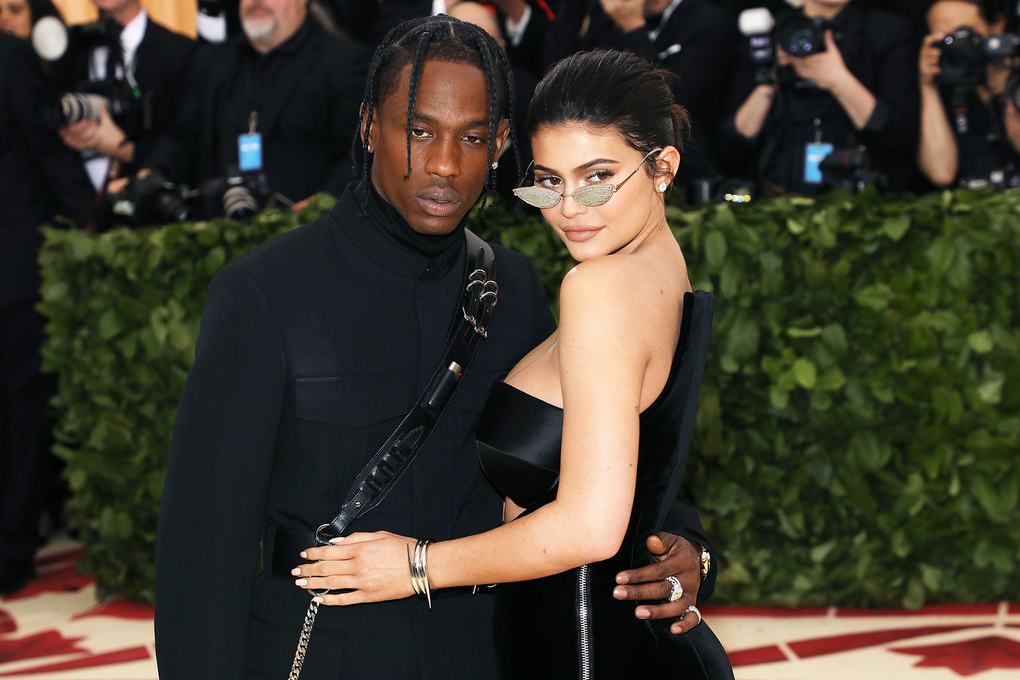 b482f49fc42 Kylie Jenner Clears Up Reports That She Doesn t Live With Travis Scott  We   Never Miss a Night