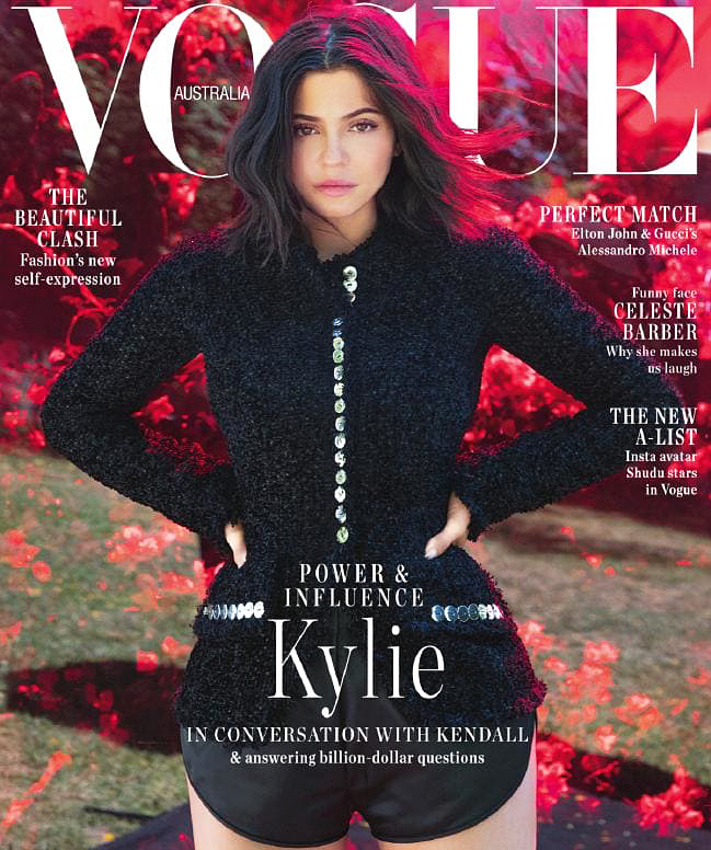 Kylie Jenner Stormi On Tour With Travis Scott Vogue Australia