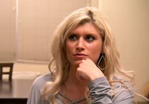 Amber Martorana from 'Married at First Sight'.