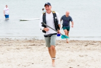 Matt Lauer 2018 Hamptons Paddle and Party for Pink