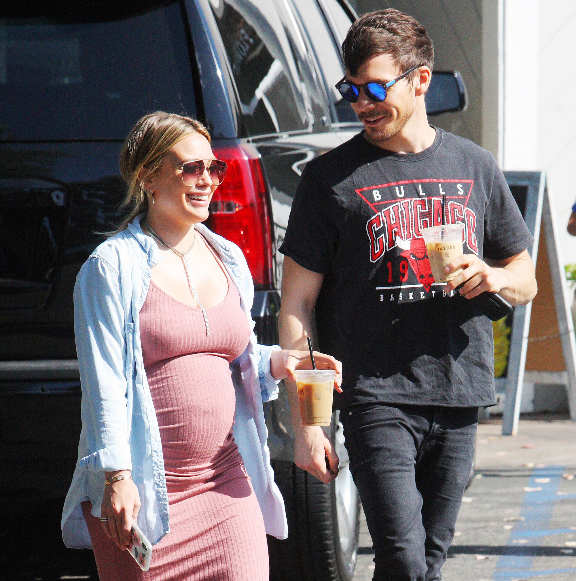 Matthew Koma Hilary Duff Pregnancy Cravings