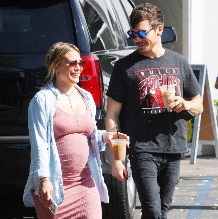 Matthew Koma Hilary Duff Pregnancy Cravings