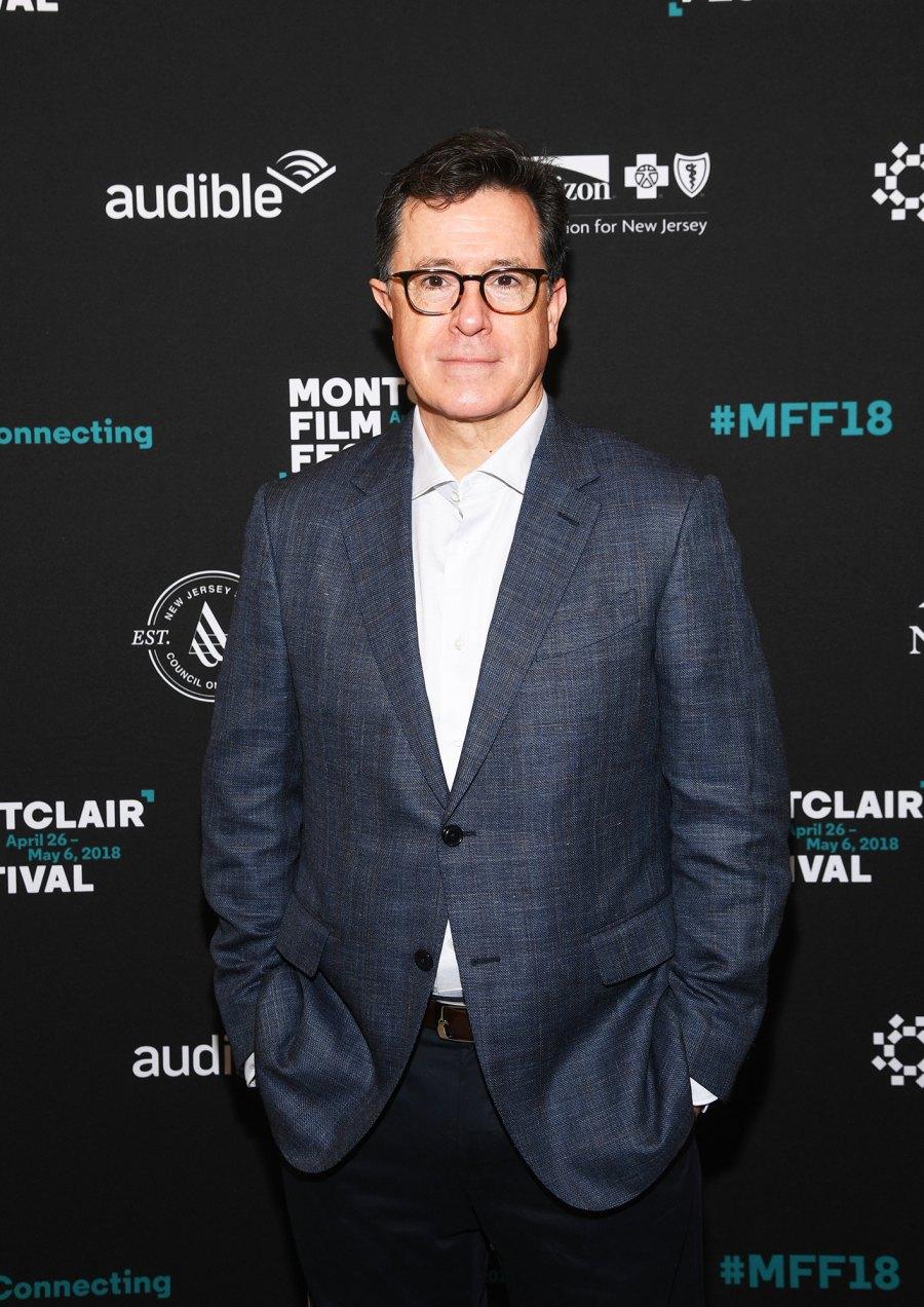 mental health gallery Stephen Colbert