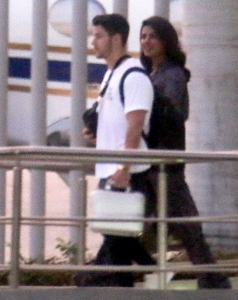 Nick Jonas and Priyanka Chopra Vacation in Cabo After Engagement Celebration