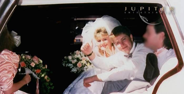Pamela Smart Gregg Wedding Day