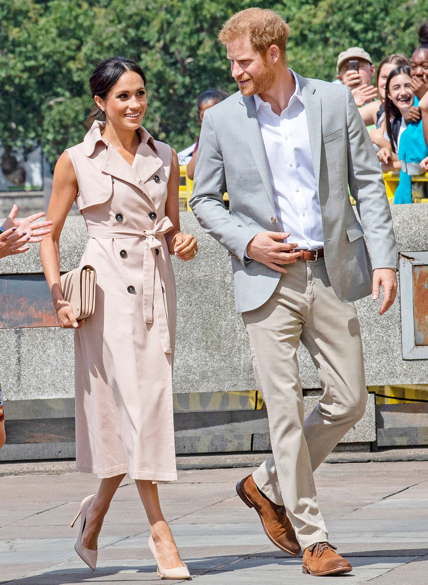 Duchess Meghan First Royal Birthday