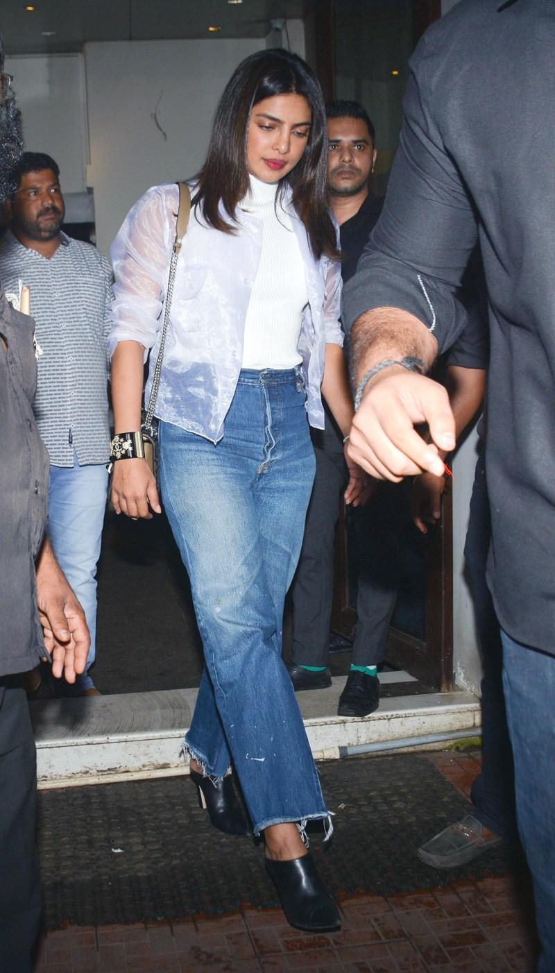 Priyanka Chopra Has Kicked Up Her Street Style Game a Notch