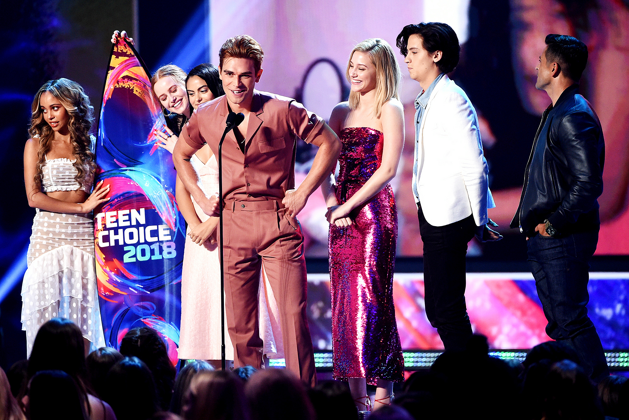 Riverdale Cast Teen Choice Awards 2018
