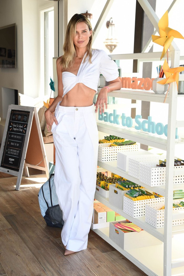 sara foster tommy haas amazone back to school event