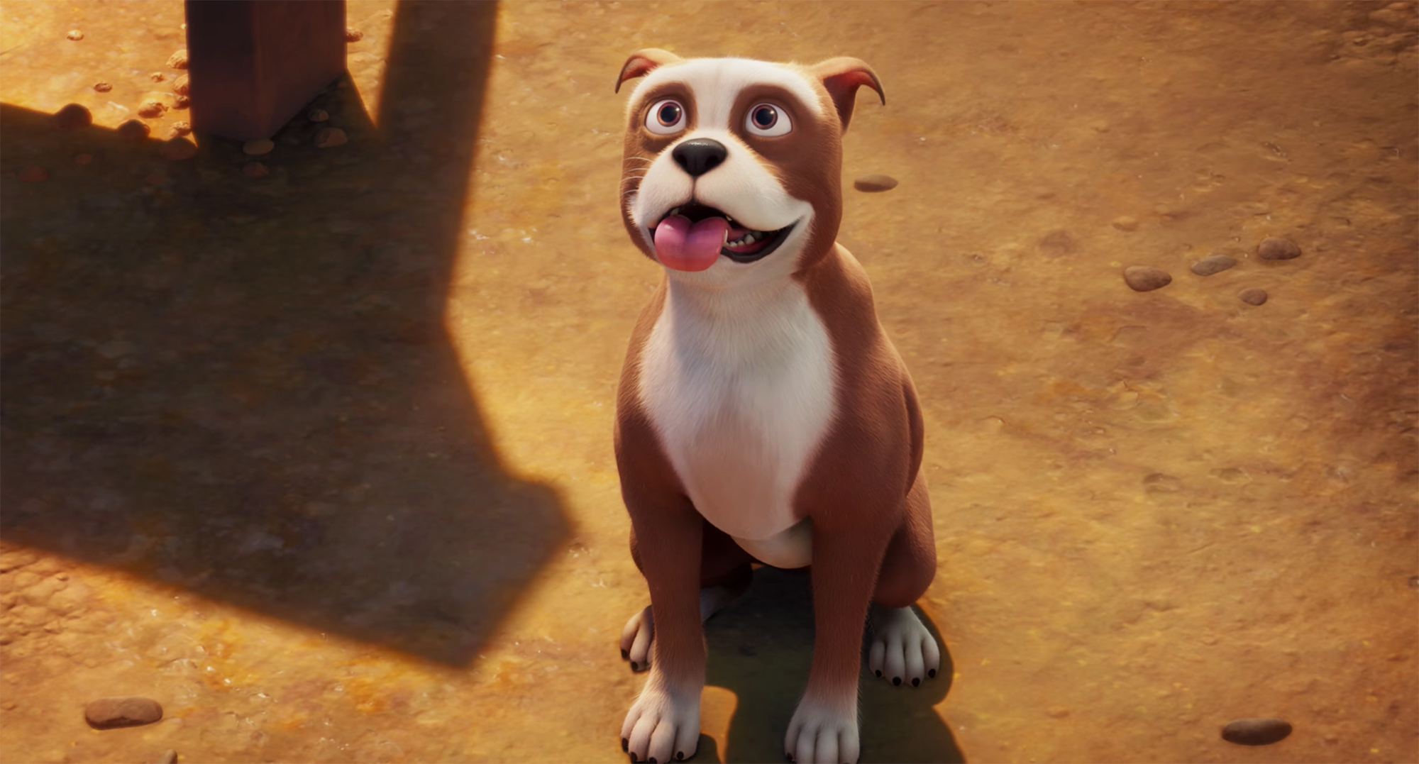 American Hero Dog Sgt. Stubby Honored With Cartoon Movie
