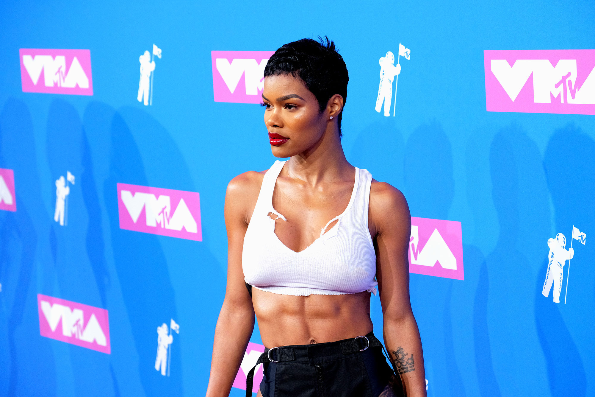 Teyana Taylor nude photos 2019