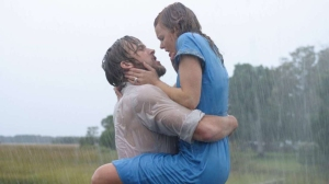 Watch the Best Movie Rain Kisses of All Time
