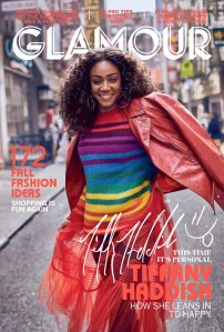 Tiffany Haddish glamour cover september 2018