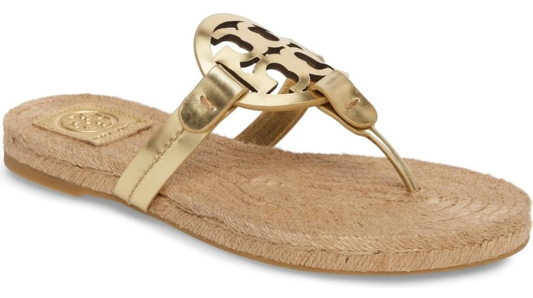 044d7fe23b8f Shop Our Favorite Tory Burch Sandals on Sale at Nordstrom