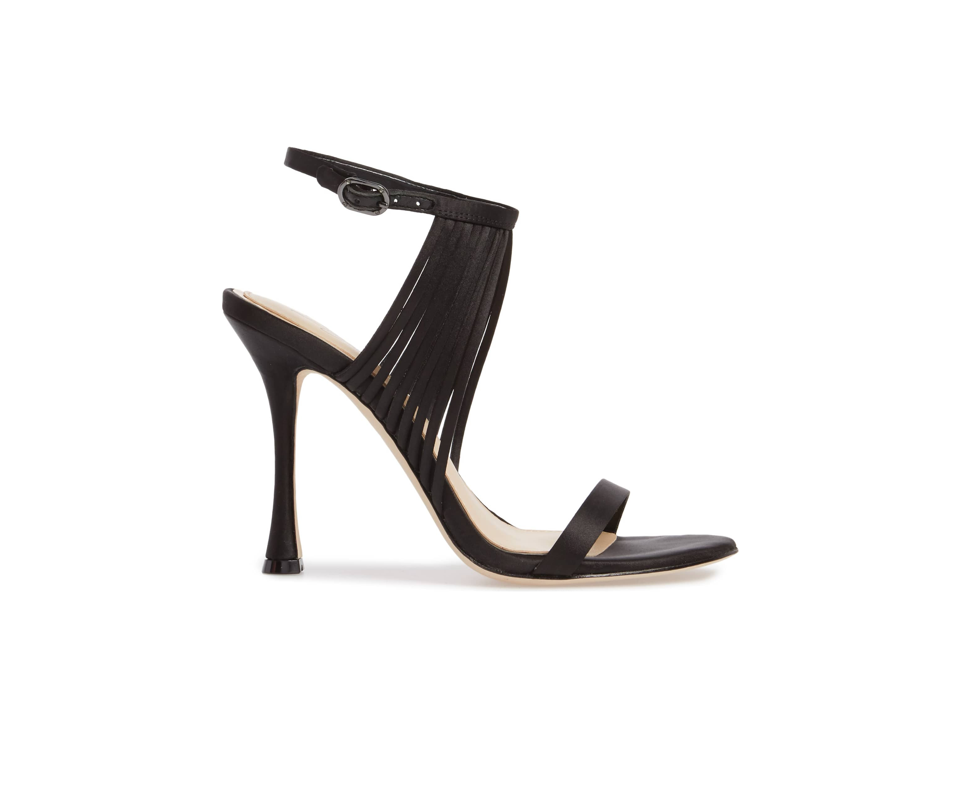 638b000cb We Have Fallen Head Over Heels in Love With These Satin Sandals. By  Marquaysa Battle. imagine by vince camuto. Nordstrom