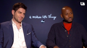 A Million Little Things' Star Romany Malco: Show Actually 'Depicts Human Emotion'