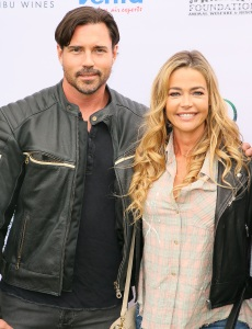 Aaron Phypers, Denise Richards, Engaged