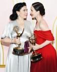 Alex Borstein Rachel Brosnahan Emmys 2018 Afterparties