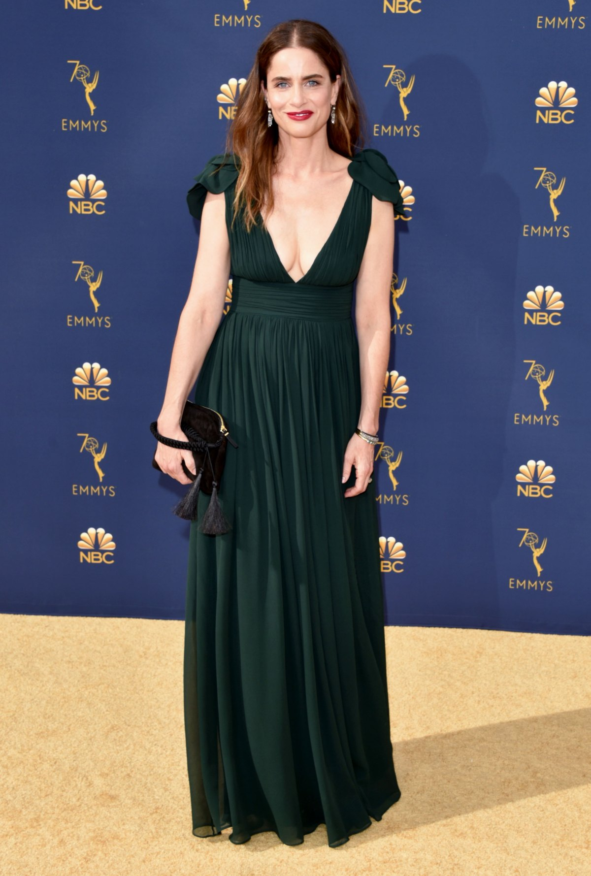 c414d22dfd9f0 Emmys 2018 Red Carpet Fashion: See Celeb Dresses, Gowns