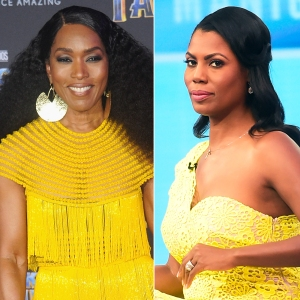 Angela Bassett Keeps Her Cool After Being Misidentified as Omarosa Manigault in 'The New York Times'