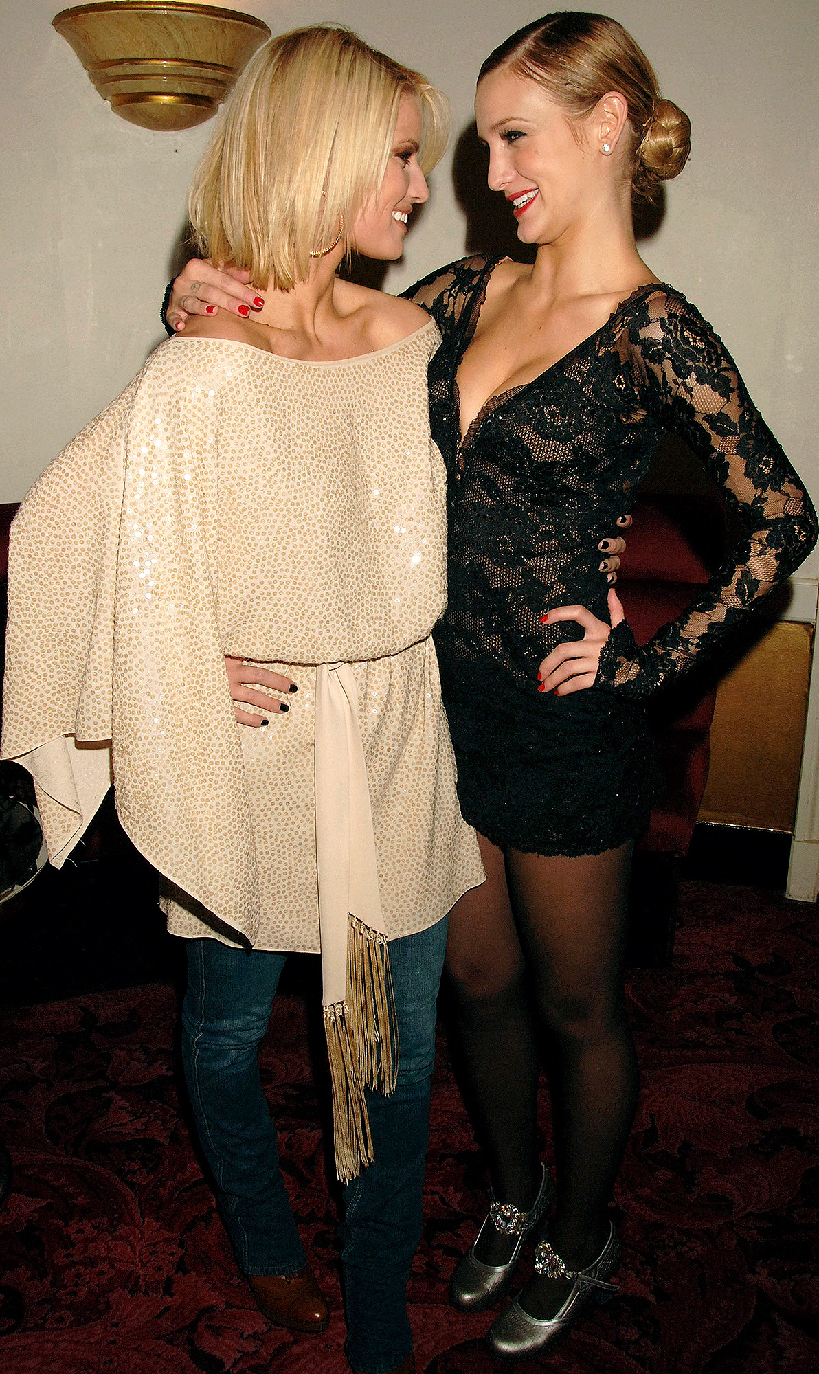 Jessica and Ashlee Simpson Through the Years - Us Weekly