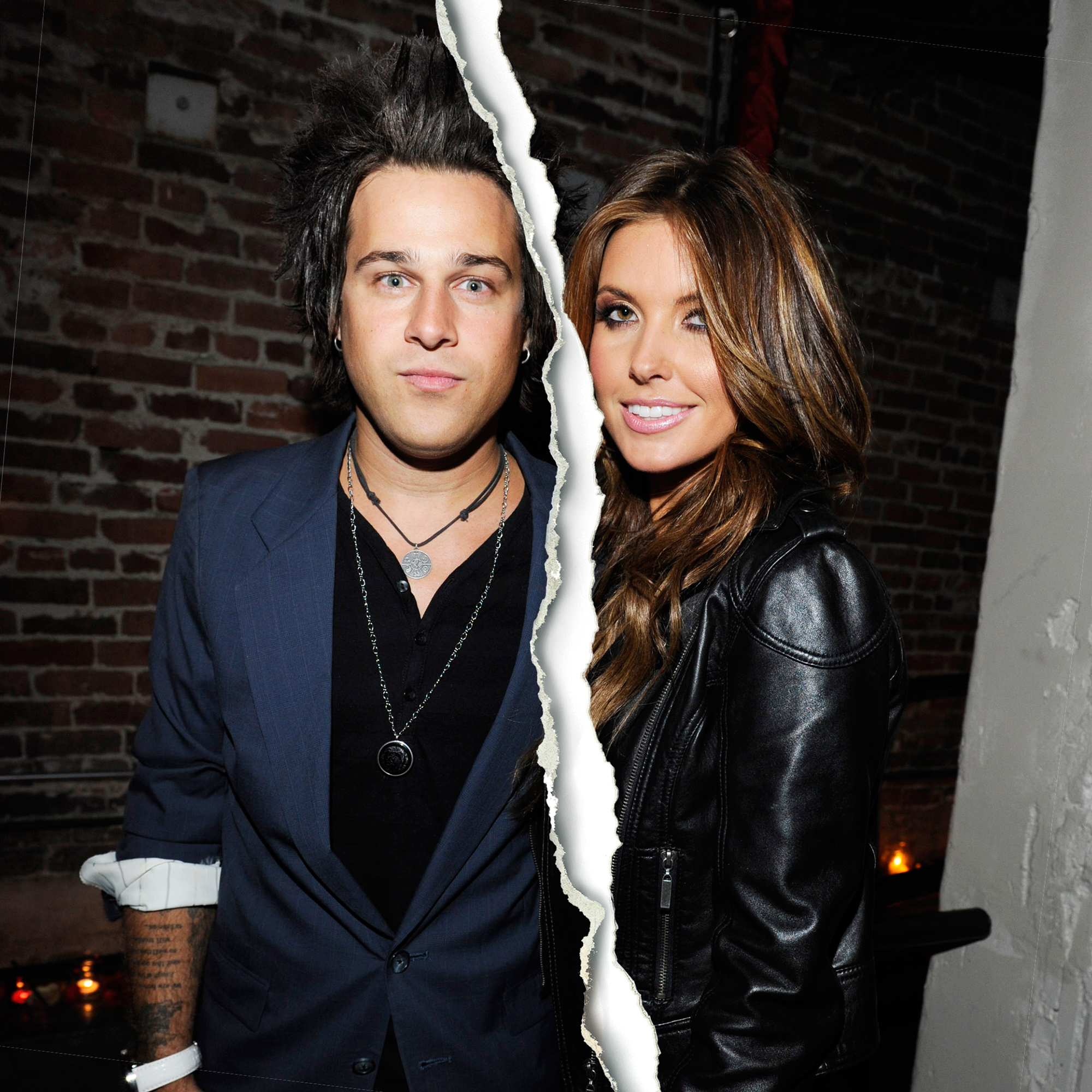 Audrina Patridge and Ryan Cabrera Split Again