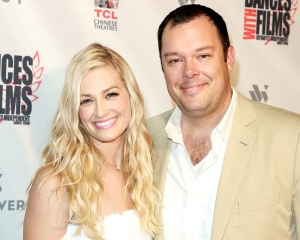Beth-Behrs-and-Michael-Gladis