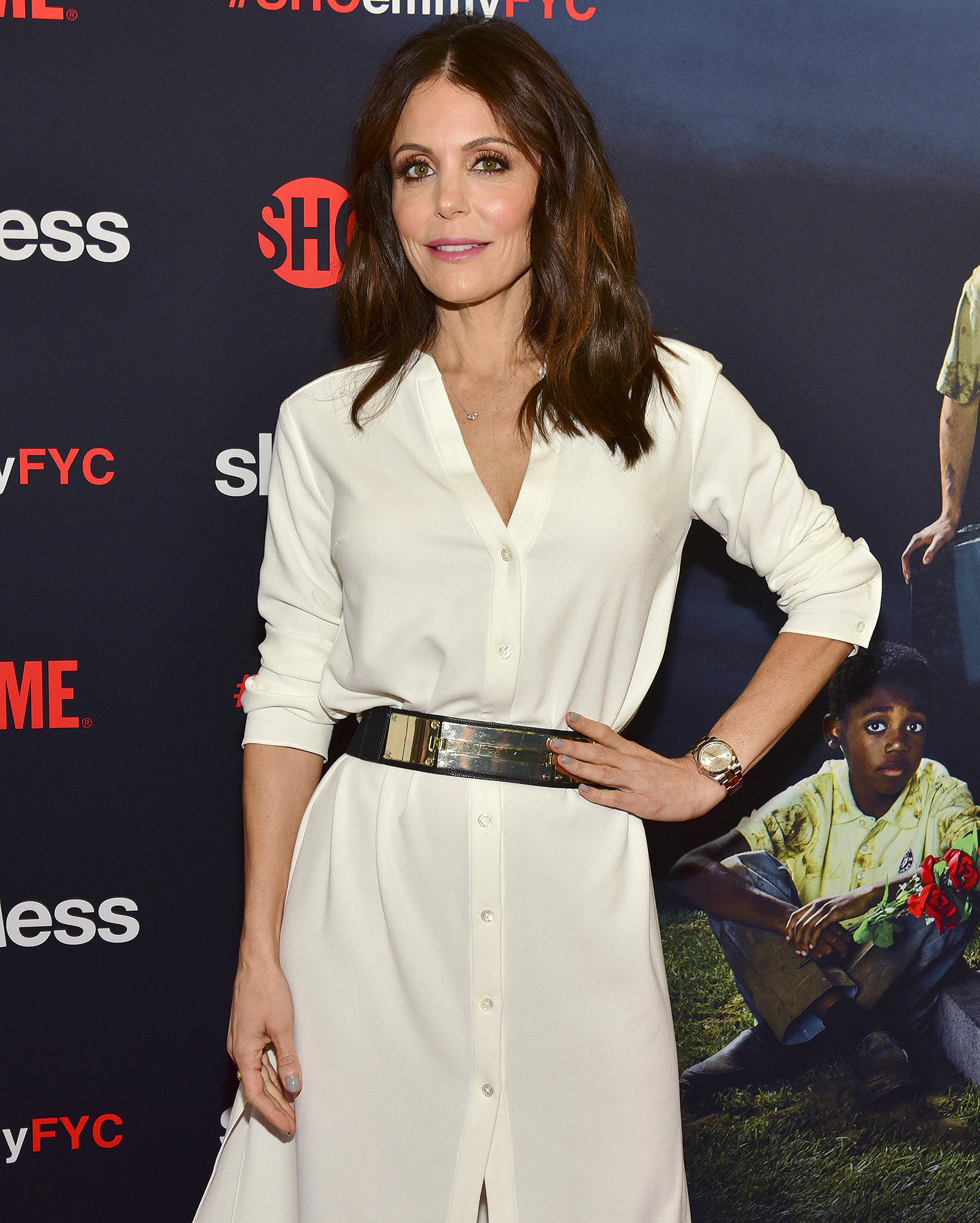 Bethenny Frankel, Grief Diet, Dennis Shields - Bethenny Frankel arrives at the Emmy For Your Consideration Event for Showtime's 'Shameless' at Linwood Dunn Theater on May 24, 2018 in Los Angeles, California.