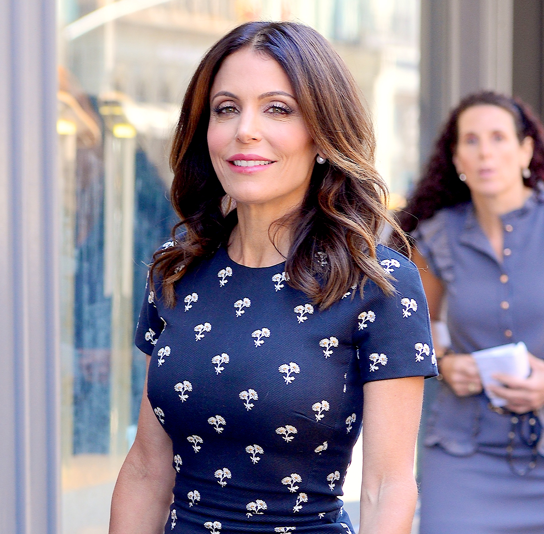 Bethenny-Frankel - Bethenny Frankel seen out and about in Manhattan on July 10, 2018 in New York City.