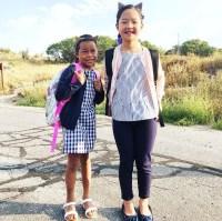 Celebrity Kids Back To School Katherine Heigl
