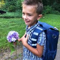 Celebrity Kids Back To School Melissa Joan Hart