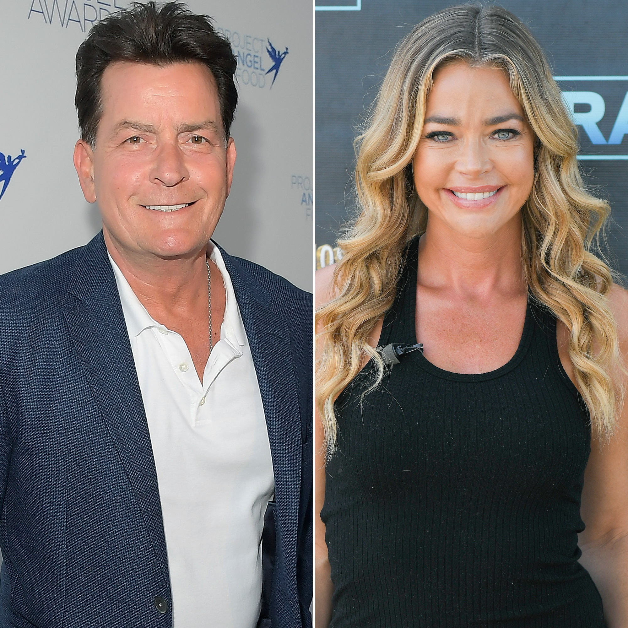 Charlie sheen denise richards is a sad jobless pig naked (48 photos), Tits Celebrity picture