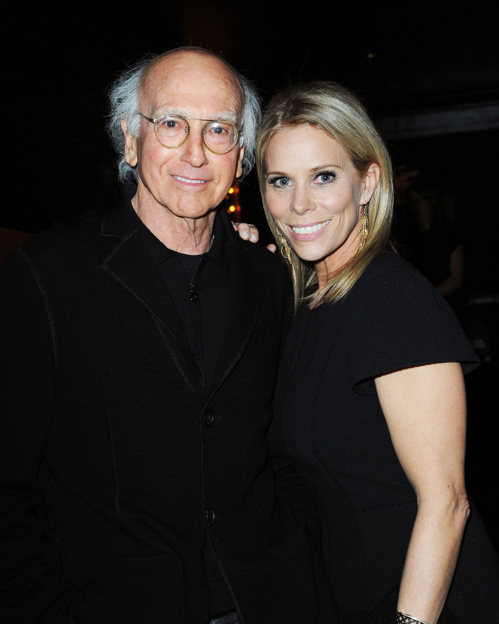 Cheryl Hines Ill Boss Larry David Around On Curb Your Enthusiasm