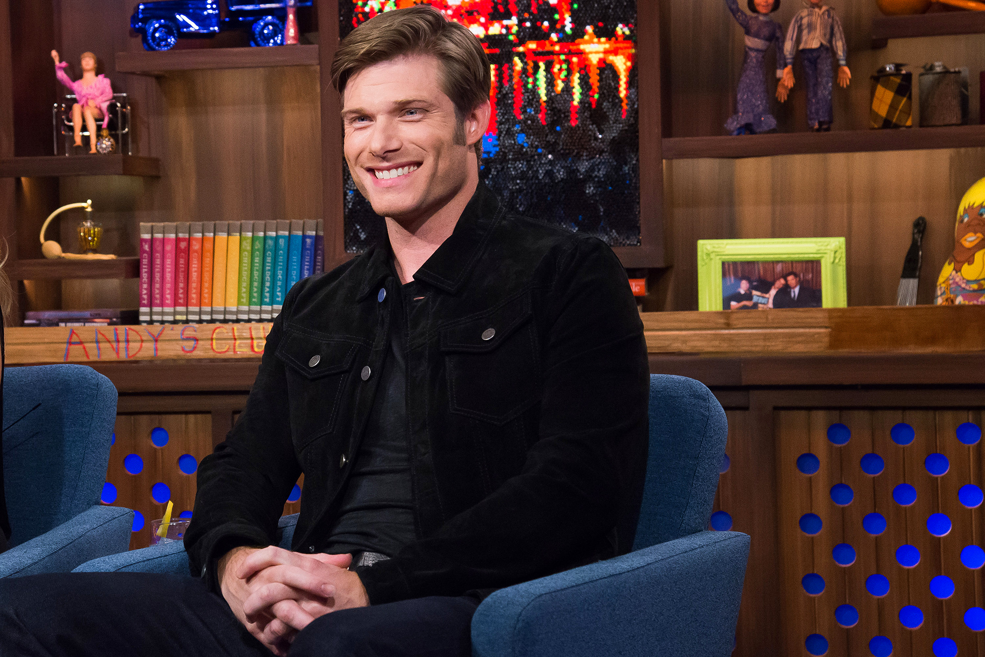 "The Stars Joining Fall TV - Following the end of Nashville , Chris Carmack is scrubbing up! The actor has joined season 15 of Grey's Anatomy as Dr. Link, a new ""Ortho God"" in the hospital."