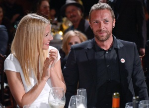 Chris Martin, Gwyneth Paltrow, Lily Allen