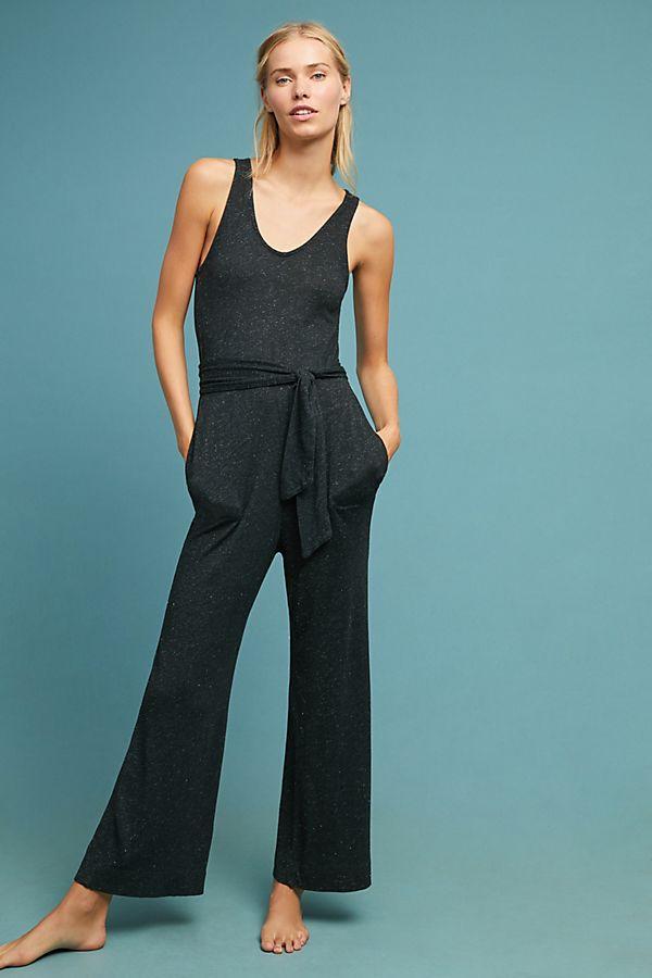Cloth & Stone Sleeveless Jumpsuit