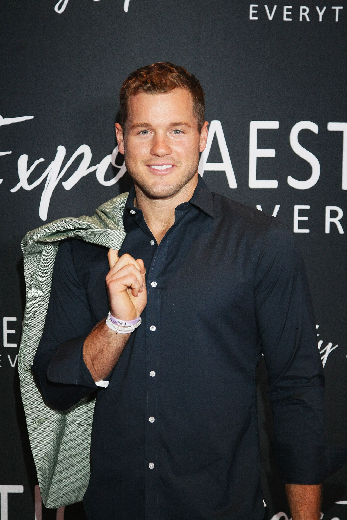 Colton Underwood - Reality TV star Colton Underwood poses for photos on the red carpet during The Aesthetic Everything Beauty Expo Trade Show at The Phoenician on August 10, 2018 in Scottsdale, Arizona. (Photo by John Medina/Getty Images)