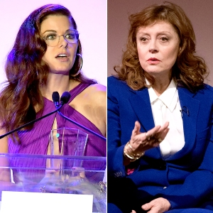 Debra-Messing-Susan-Sarandon