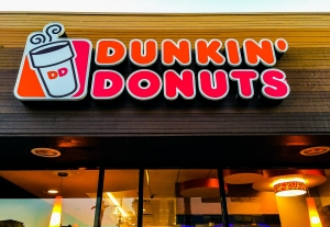 Dunkin' Donuts Is 'Testing Signage' That Would Cut the 'Donuts' From Its Name