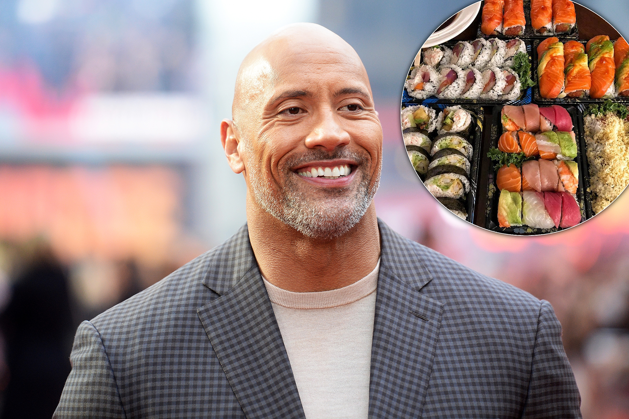 Dwayne Johnson S Cheat Meals Are Impressive