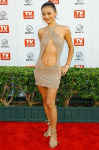 Emmys, Wackiest Dressed of All Time, Bai Ling, 2003