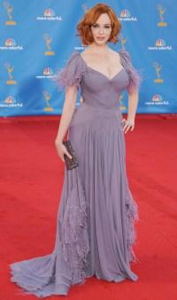Emmys, Wackiest Dressed of All Time, Christina Hendricks, 2010