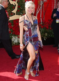 Emmys, Wackiest Dressed of All Time, Courtney Peldon, 2004