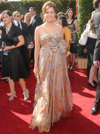 Emmys, Wackiest Dressed of All Time, Jenna Fischer, 2007