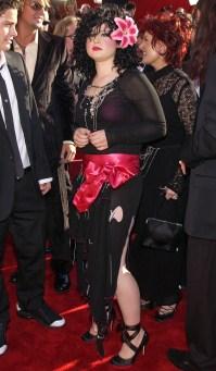 Emmys, Wackiest Dressed of All Time, Kelly Osbourne, 2002