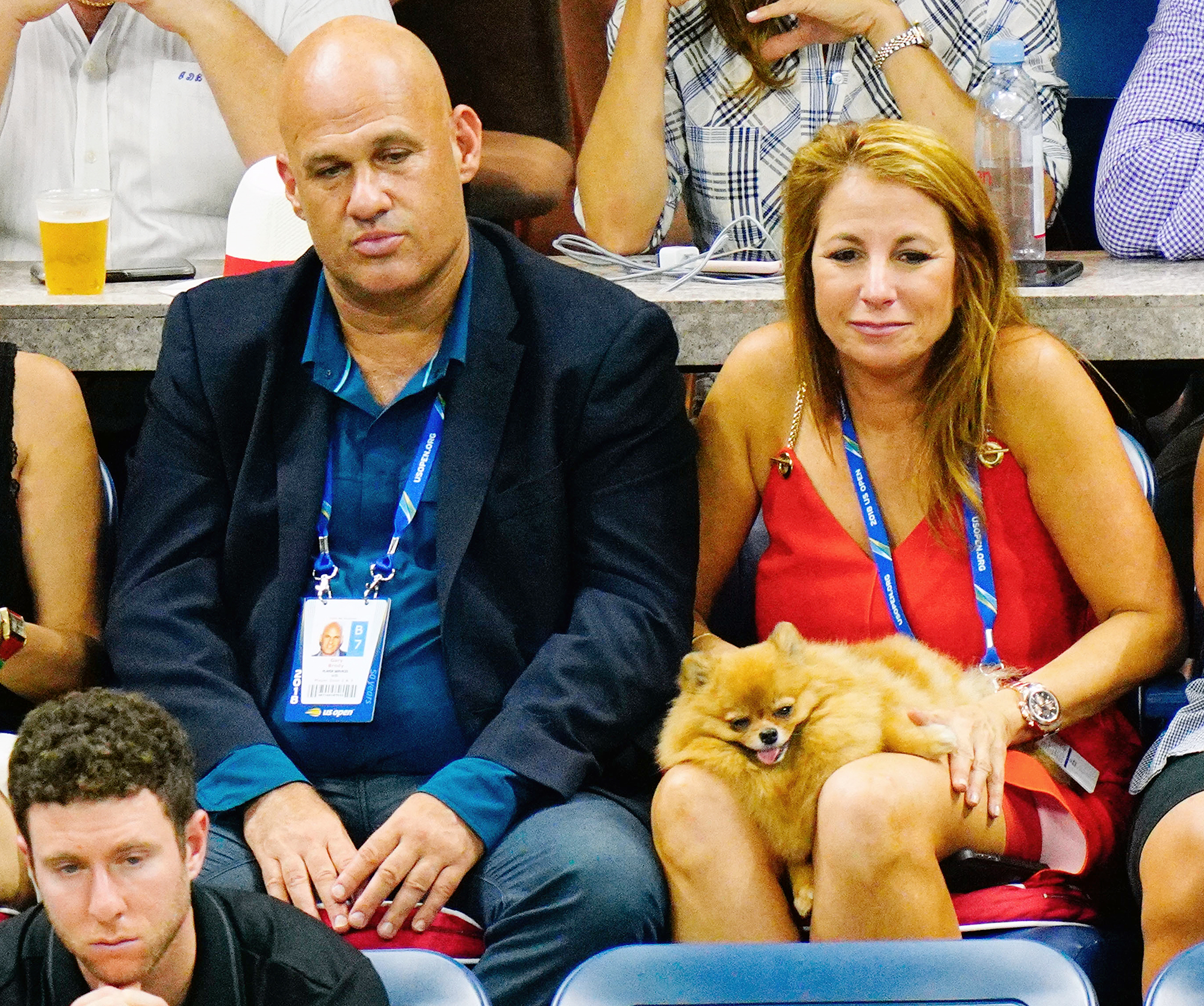Jill Zarin Gary Brody Us Open 2018 - The Real Housewives of New York City star spent time with her new boyfriend on September 4, eight months after husband Bobby Zarin's death.